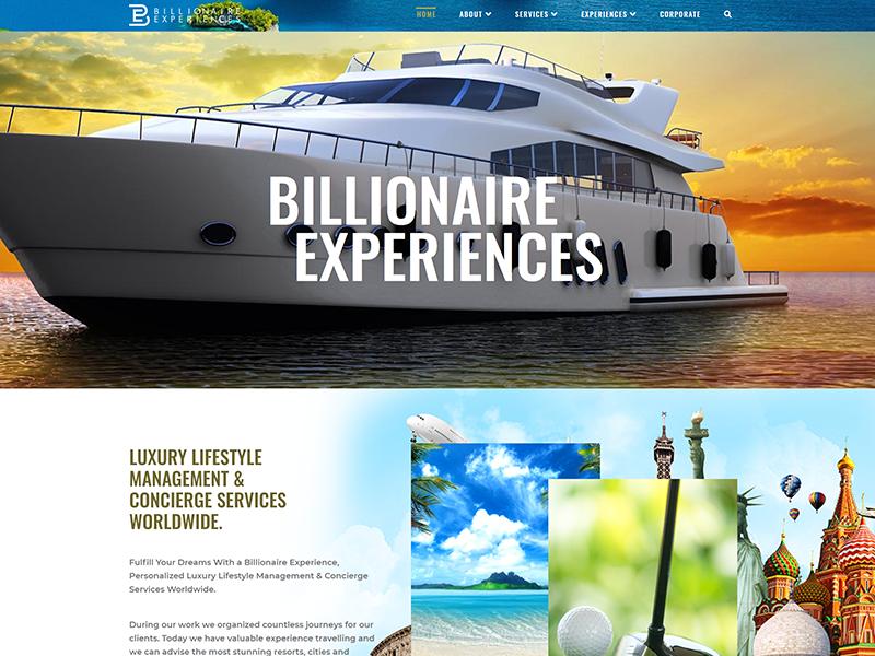 Billionaire Experiences Group