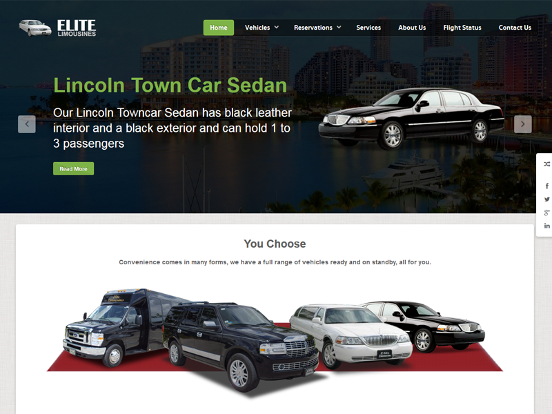 Elite Limousines in Fort Myers Florida
