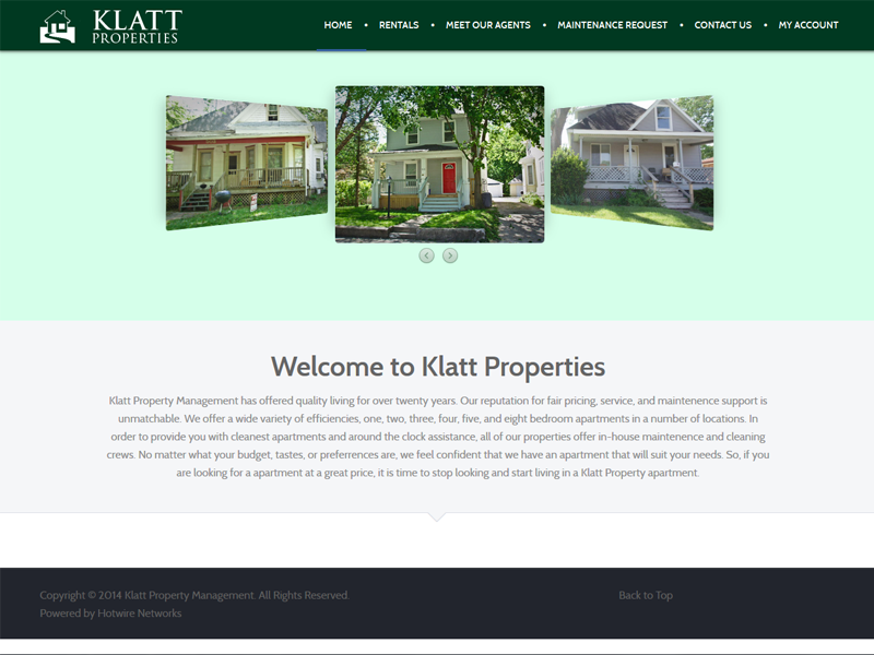 Klatt Properties Champaign Urbana Illinois