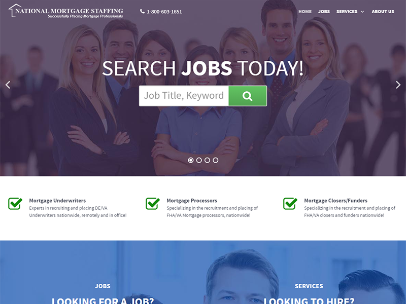 National Mortgage Staffing