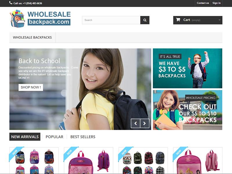 Wholesale Backpack