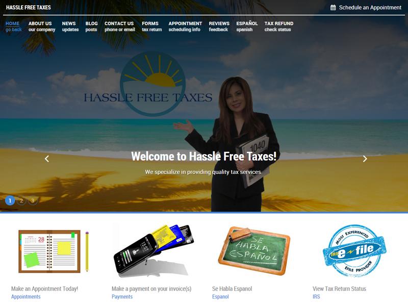 Hassle Free Taxes in Tamarac Florida